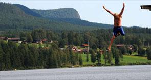 Sevärdheter i Älvdalen, Dalarna