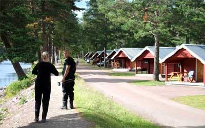 Camping i Dalarna, Älvdalen