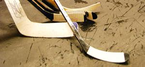 Ishockeyläger, bandyläger, konståkningsläger i Dalarna